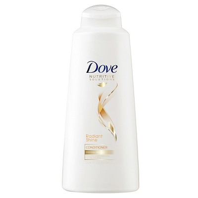Shampoo & Conditioner: Dove Nutritive Solutions Radiant Shine