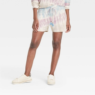 Women's Tie-Dye Lounge Shorts - Knox Rose™