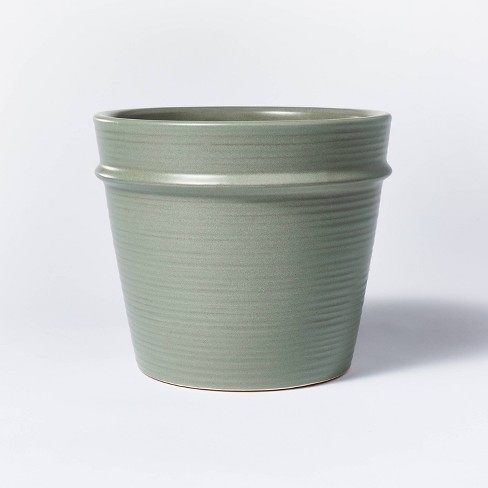 Earthenware Tabletop Planter - Threshold™ designed with Studio McGee - image 1 of 4