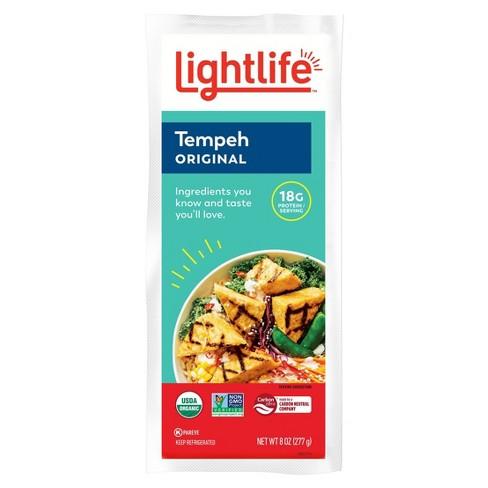 Lightlife Organic Vegan Tempeh Original - 8oz - image 1 of 4