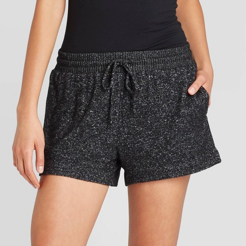 Women's Perfectly Cozy Lounge Pajama Shorts - Stars Above™ - image 1 of 2
