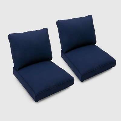 Foxborough 2pk Loveseat Cushions - Threshold™
