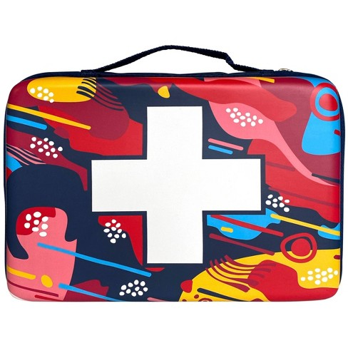 Band-Aid Build Your Own First Aid Kit Designer Bag - image 1 of 3