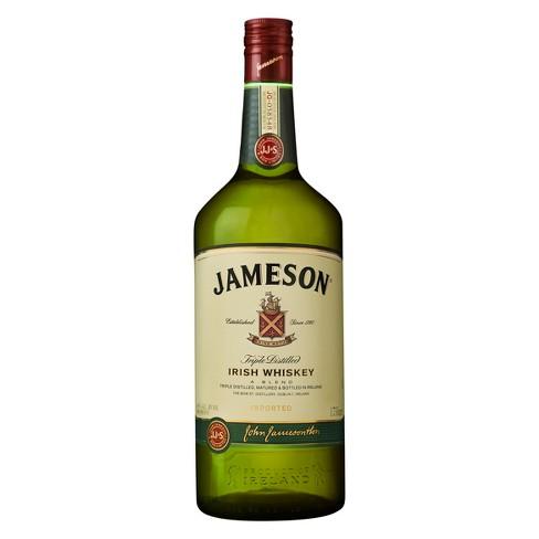 Jameson Irish Whiskey - 1.75L Bottle - image 1 of 1