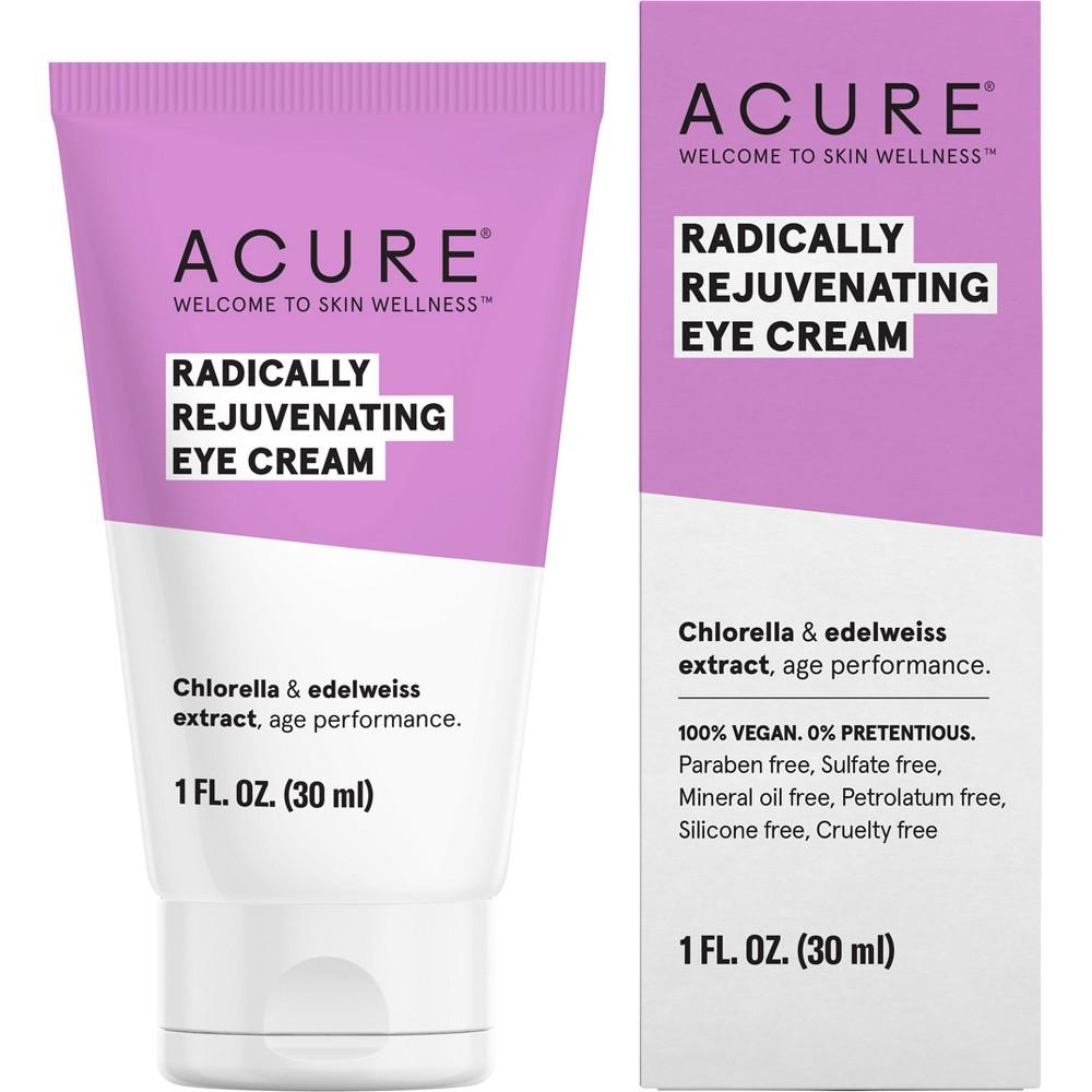 Image of Acure Radically Rejuvenating Eye Cream - 1 fl oz