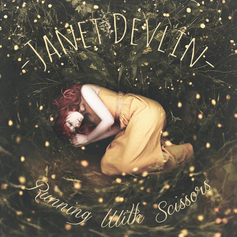 Janet Devlin - Running With Scissors (CD) Disc 1 1. Creatures of the Night 2. House of Cards 3. Hide and Seek 4. Lifeboat 5. Things We Lost In the Fire 6. Wonderful 7. Delicate 8. Friday I'm In Love 9. When You Were Mine 10. Whisky Lullabies
