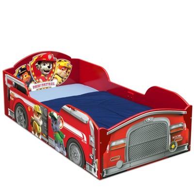 Nick Jr. PAW Patrol Wood Toddler Bed   Delta Children : Target