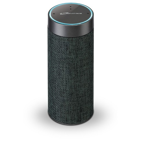 iLive Voice Activated Amazon Alexa Portable Wireless Fabric Smart Speaker - Gray (ISWFV387G) - image 1 of 4
