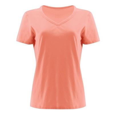 Aventura Clothing  Women's Basis Sweetheart V-Neck Top
