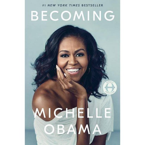 Becoming - by Michelle Obama (Hardcover) - image 1 of 1