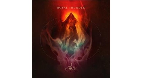 Royal Thunder - Wick (CD) - image 1 of 1
