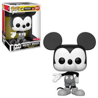 "Funko POP! Disney Mickey Mouse - 10"" Mickey (Exclusive)"