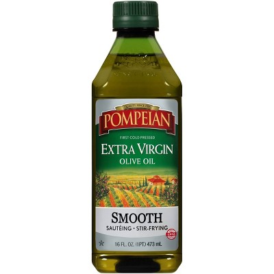 Olive Oil: Pompeian Smooth Extra Virgin Olive Oil