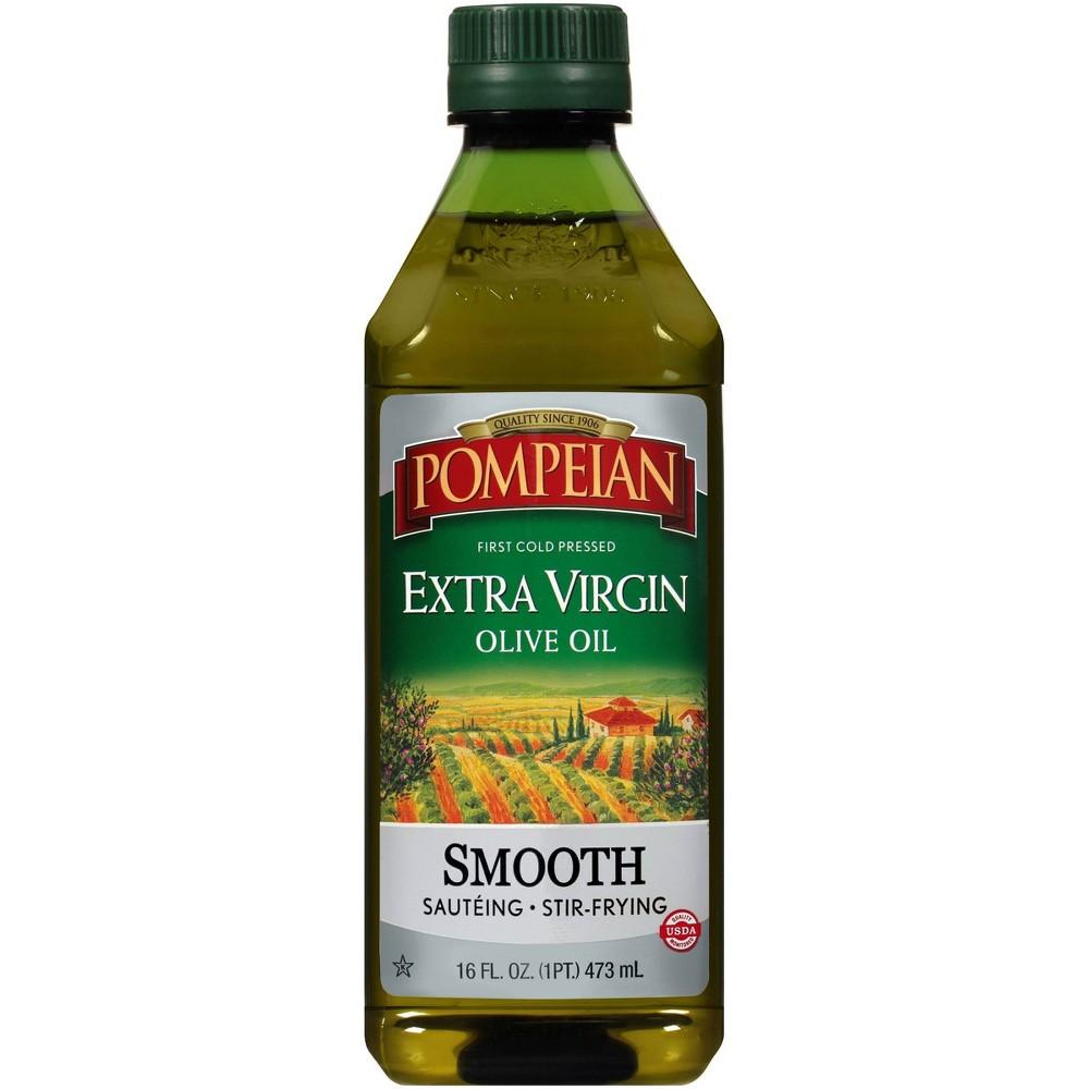 Pompeian Extra Virgin Olive Oil Smooth 16oz