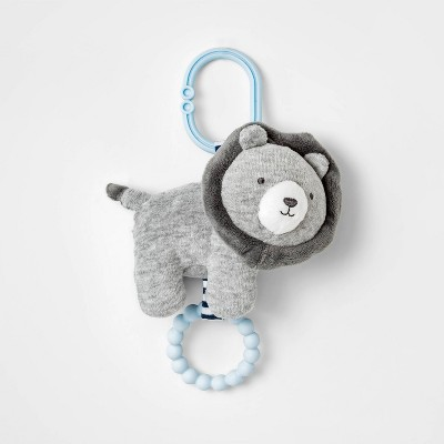 Baby Lion Rattle with Teether - Just One You® made by carter's