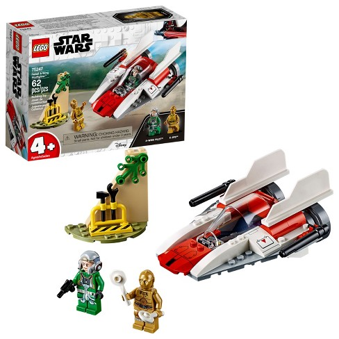 LEGO Star Wars Rebel A-Wing Starfighter 75247 - image 1 of 7