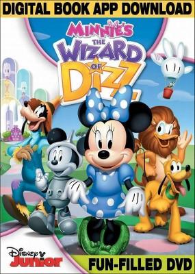 Minnie's The Wizard of Dizz (DVD)