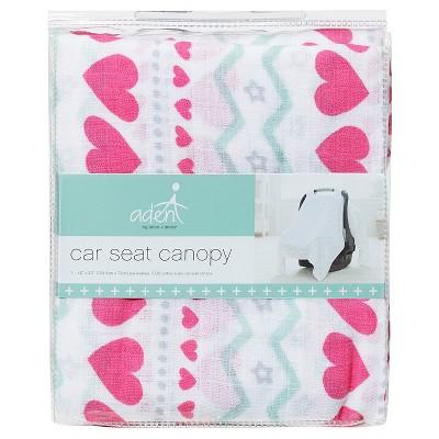aden by aden + anais car seat canopy, light-hearted