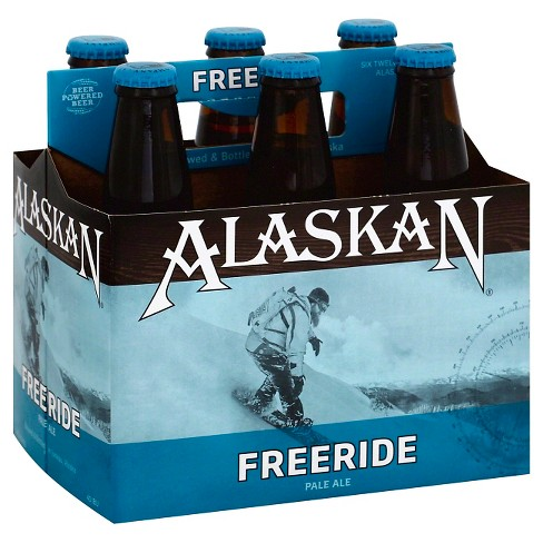 Alaskan® Freeride Pale Ale - 6pk / 12oz Bottles - image 1 of 1