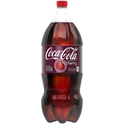 Coca-Cola Cherry - 2 L Bottle