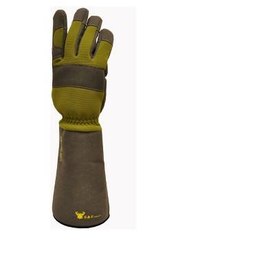 Thorn Resistant Garden Gloves   Menu0027s Large   G U0026 F : Target