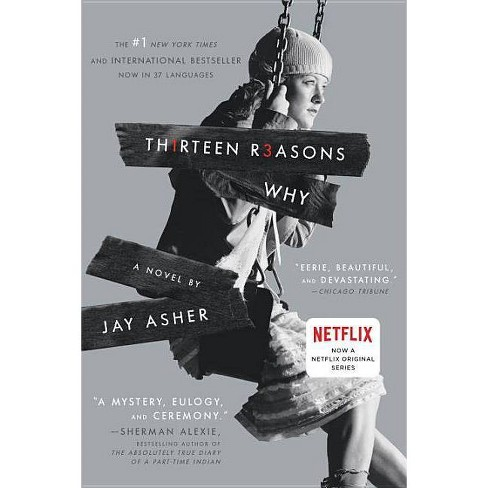 Th1rteen R3asons Why - by  Jay Asher (Paperback) - image 1 of 1
