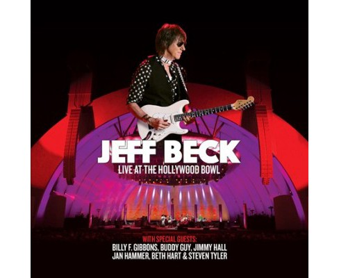 Jeff Beck - Live At The Hollywood Bowl (CD) - image 1 of 1