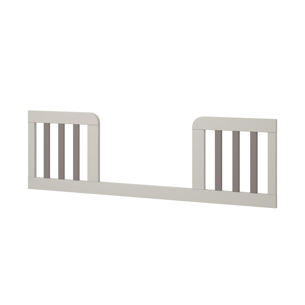 Little Seeds Rowan Valley Flint Toddler Bed Rail Two Tone Gray