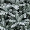7ft Unlit Artificial Christmas Tree Flocked Balsam Fir - Wondershop™ - image 2 of 3