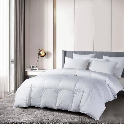 400 Thread Count All Seasons European Goose Down Comforter - Beautyrest