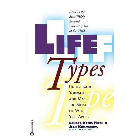 Lifetypes - by  Sandra Krebs Hirsh (Paperback) - image 1 of 1