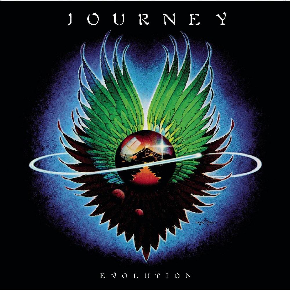 Journey Rock Evolution Cd
