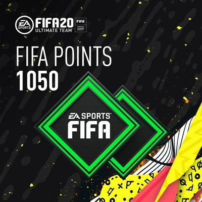 FIFA 20: 1050 Ultimate Team FIFA Points - PlayStation 4 (Digital)