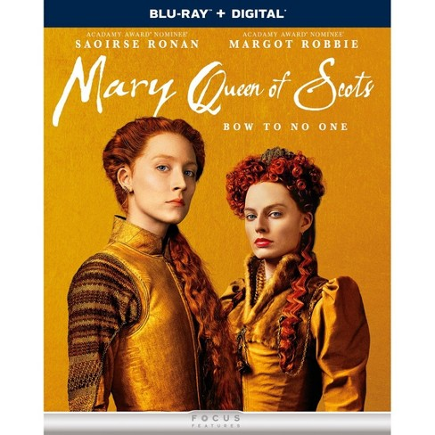Mary Queen of Scots (Blu-Ray) - image 1 of 1
