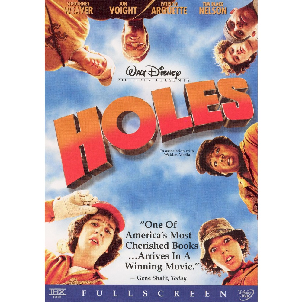 Holes (P&s) (dvd_video), Movies