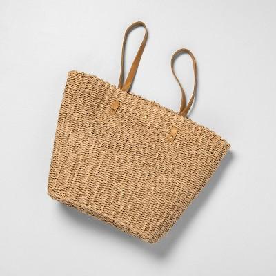 Market Bag Natural - Hearth & Hand™ with Magnolia