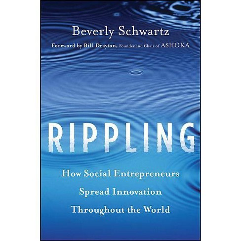 Rippling - by  Beverly Schwartz (Hardcover) - image 1 of 1