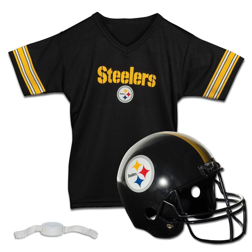 Pittsburgh Steelers Youth Uniform Jersey Set, Kids Unisex