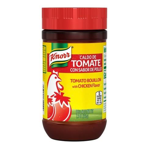 Knorr Granulated Bouillon Tomato Chicken 7.9oz - image 1 of 4