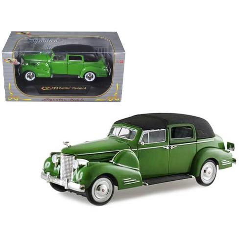 1938 Cadillac Series 90 V16 Fleetwood Green 1/32 Diecast Model Car by Signature Models - image 1 of 1