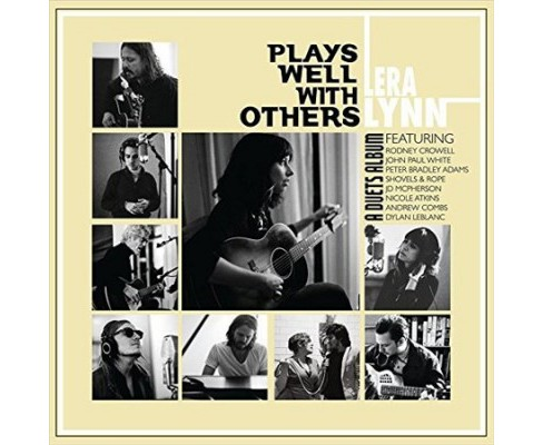 Lera Lynn - Plays Well With Others (Vinyl) - image 1 of 1