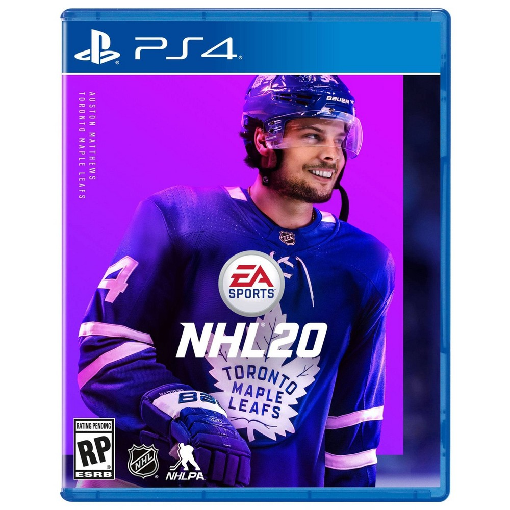 NHL 20 - PlayStation 4, video games