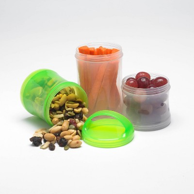 So-Mine Snack Stack 3 in 1 Containers