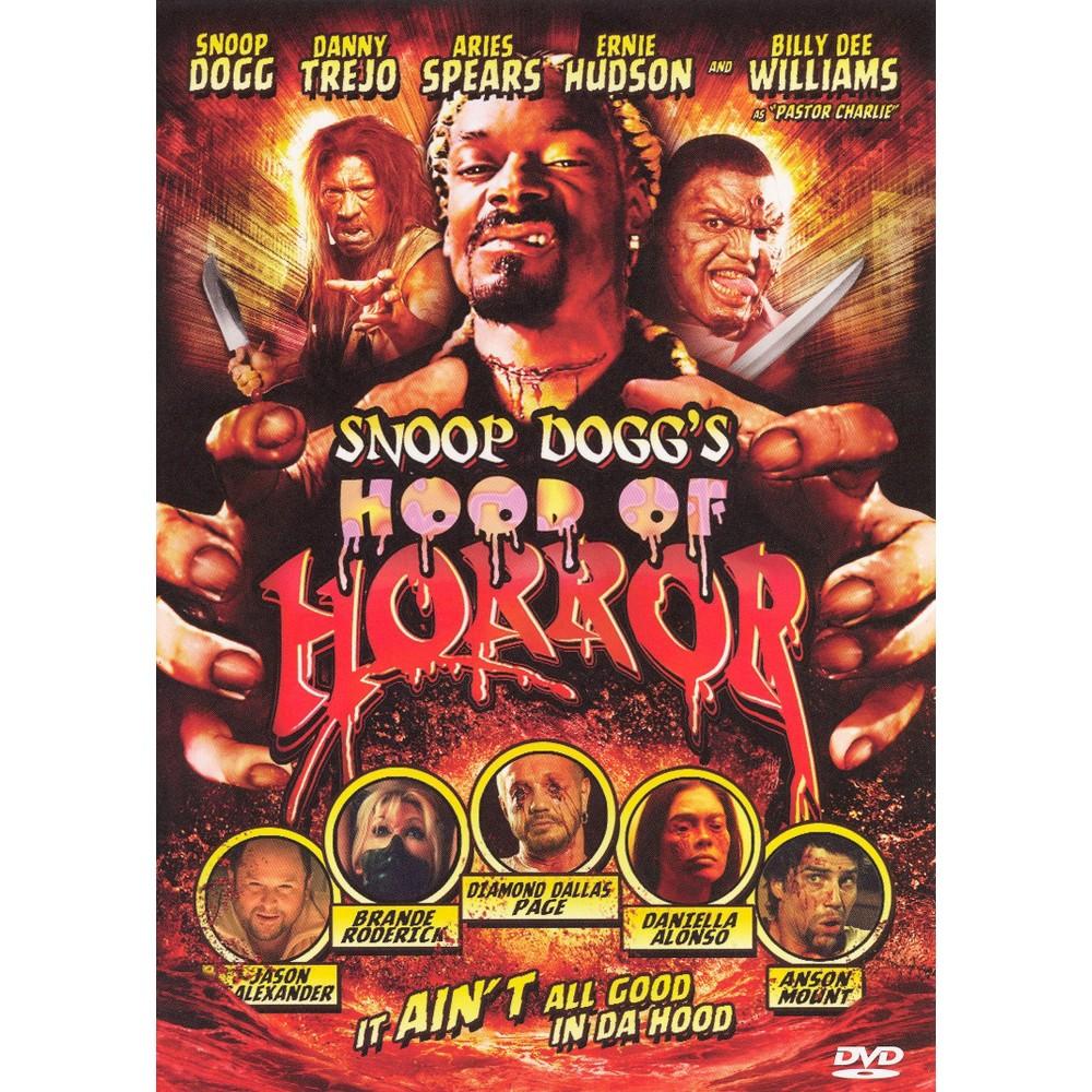 Snoop Dogg's Hood Of Horror (Dvd)