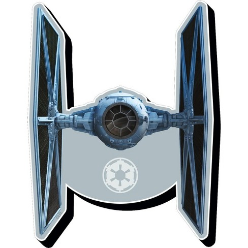 NMR Distribution Star Wars TIE Fighter Large Funky Chunky Magnet - image 1 of 1