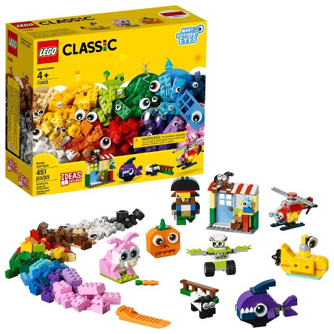 a6715d47f7839 LEGO Classic Bricks And Eyes 11003   Target