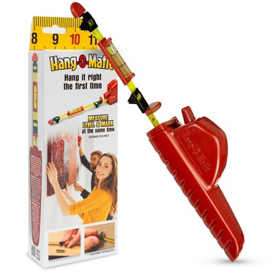 All-In-One Picture hanging tool by Hang-O-Matic