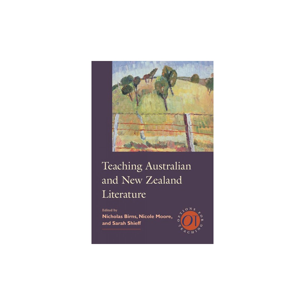 Teaching Australian and New Zealand Literature (Paperback)