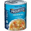 Progresso Traditional Chicken Rice Vegetables Soup 19 oz - image 3 of 4