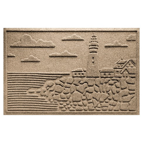 Bungalow Flooring Aqua Shield Lighthouse Cove Floormat - image 1 of 2